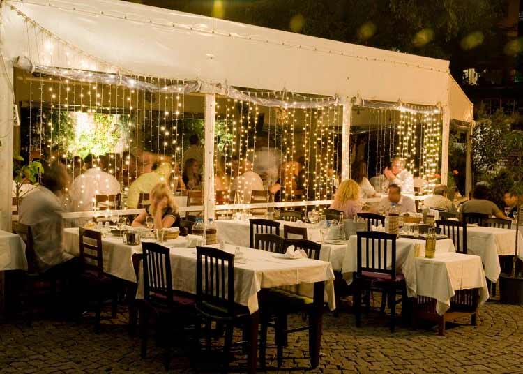 رستوران فیش استانبول