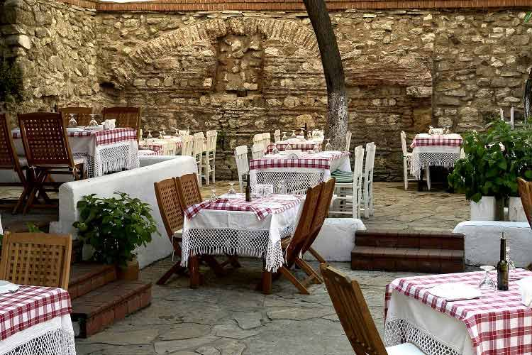 رستوران گریتیلی استانبول