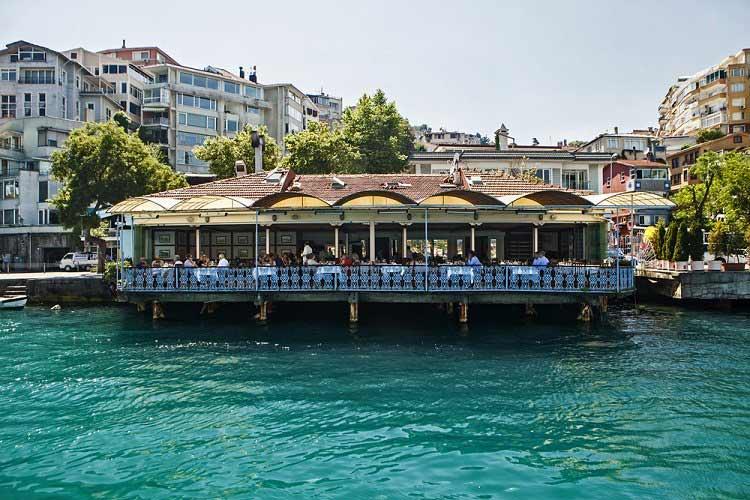 رستوران روملی حصار اسکله