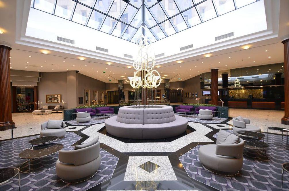 هتل جواهر استانبول