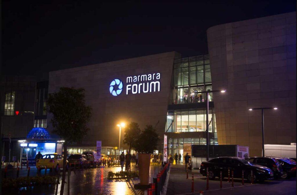 مرکز خرید فروم از مراکز خرید استانبول