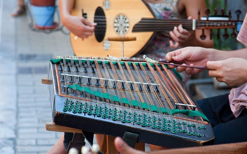 موسیقی زنده استانبول