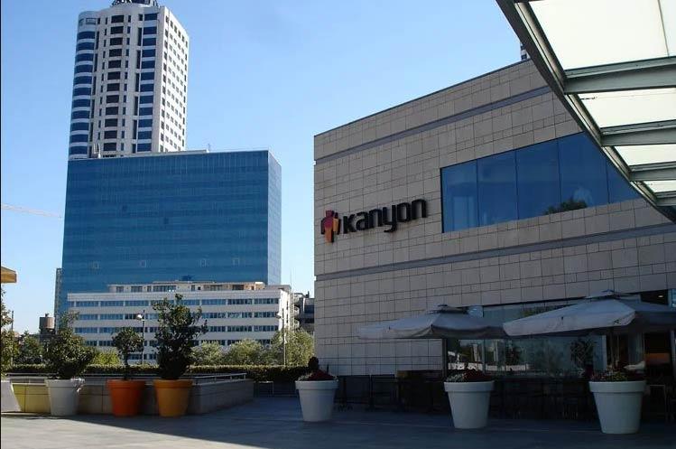 مرکز خرید کانیون