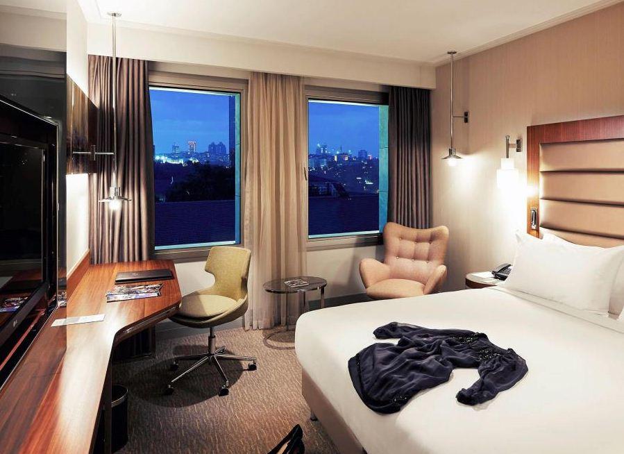هتل مرکور استانبول