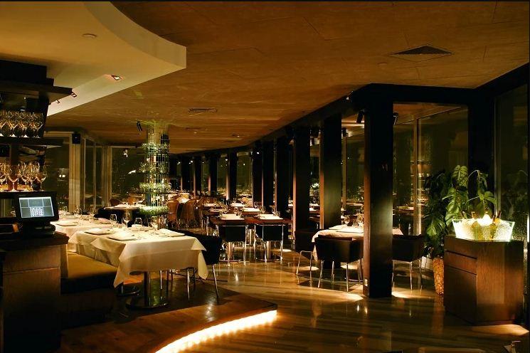 رستوران میکلا