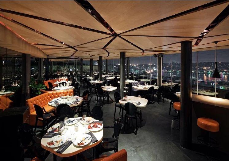 رستوران ایکس استانبول
