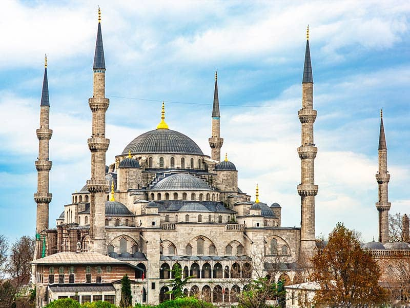 مکان های تفریحی استانبول