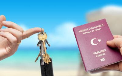 مراحل اخذ شهروندی ترکیه از طریق خرید ملک